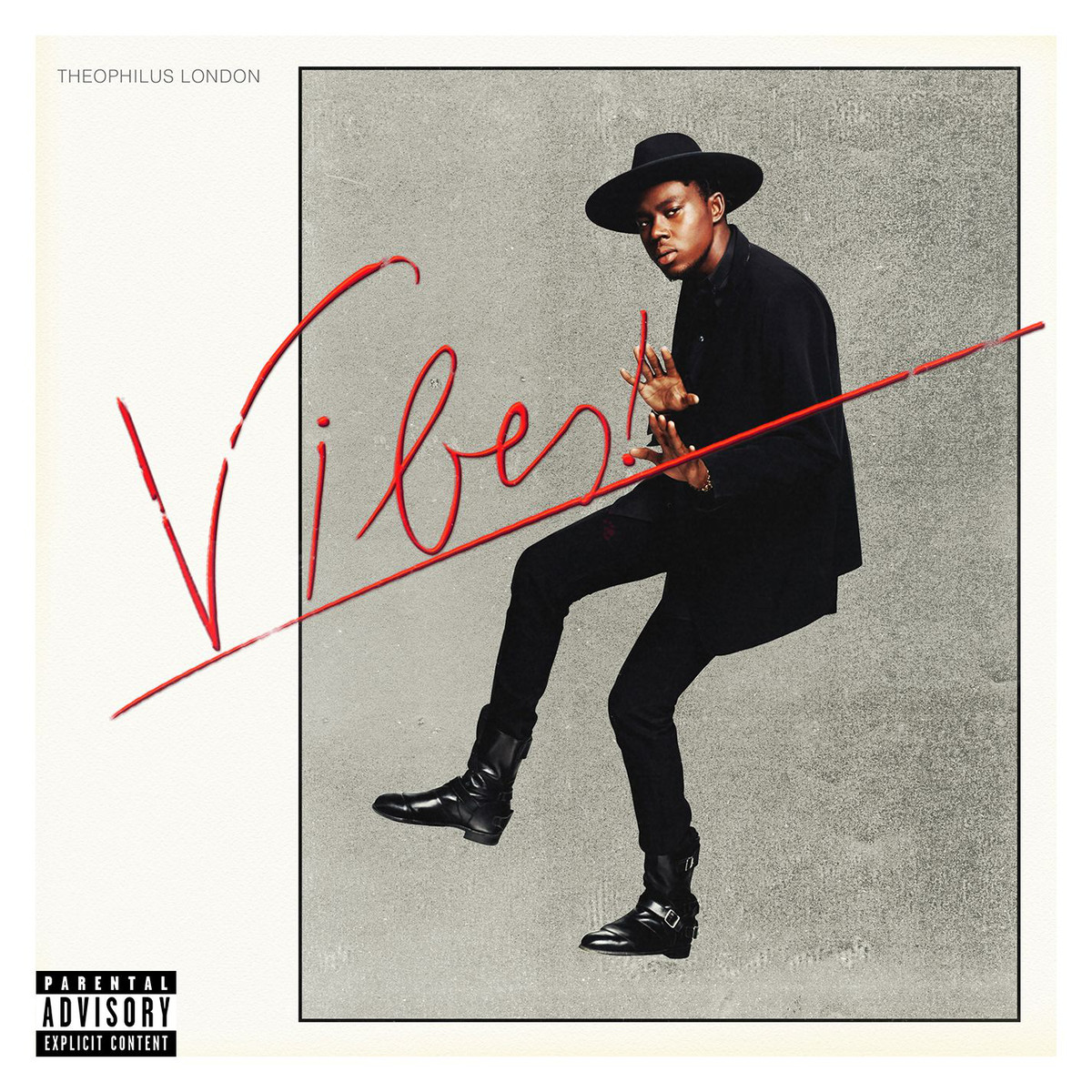 Theophilus London featuring Kanye West - Can't Stop (Snippet)