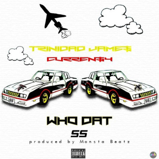 Trinidad Jame$ featuring Curren$y - Who Dat (Falcons Vs Saints 4Ever)