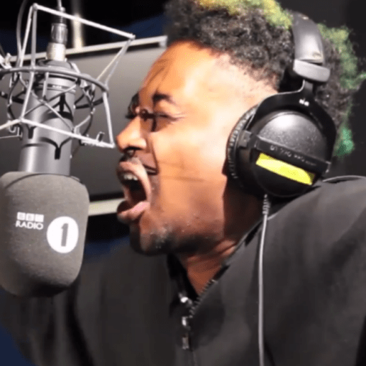 Watch Danny Brown Freestyle for BBC Radio 1