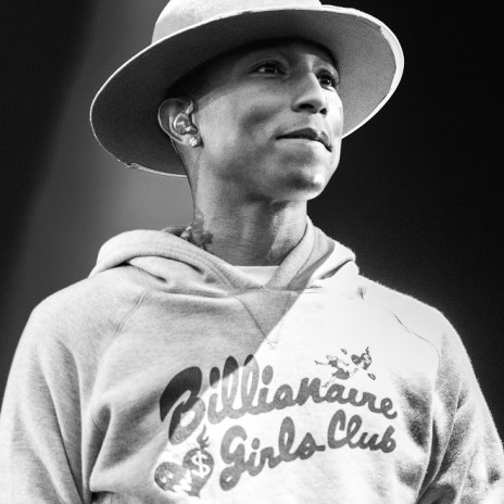 Watch Pharrell's Complete Performance at Made in America Philadelphia