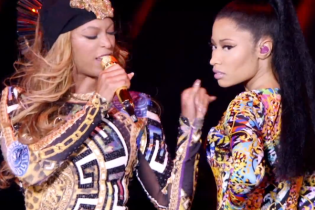 Beyoncé featuring Nicki Minaj - Flawless (Remix)