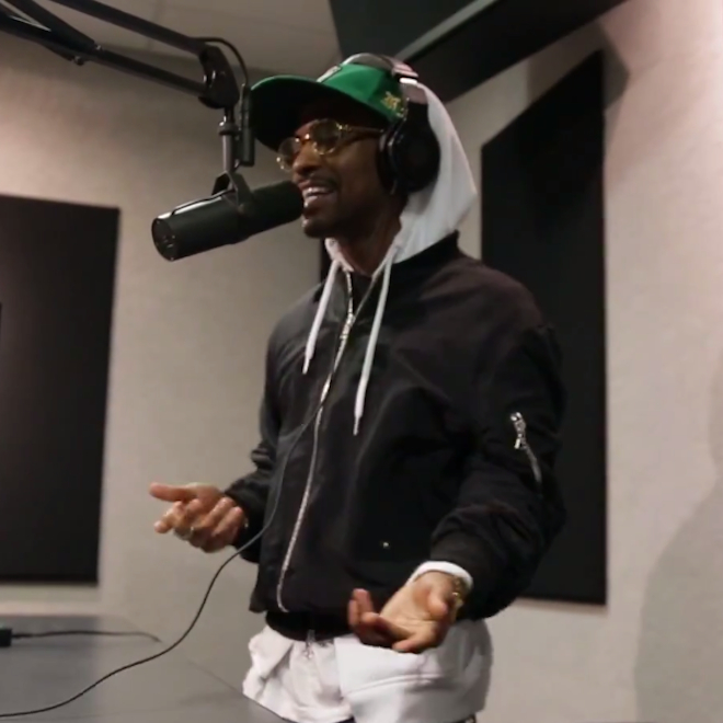 Listen to Big Sean's Cosmic Kev Freestyle