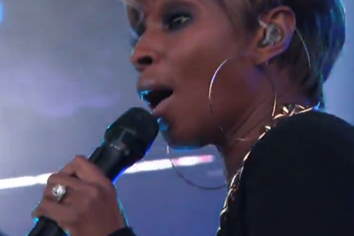 "Disclosure & Mary J Blige Perform ""F for You"" on 'Jimmy Kimmel Live'"