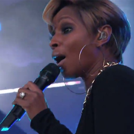 """Disclosure & Mary J Blige Perform """"F for You"""" on 'Jimmy Kimmel Live'"""