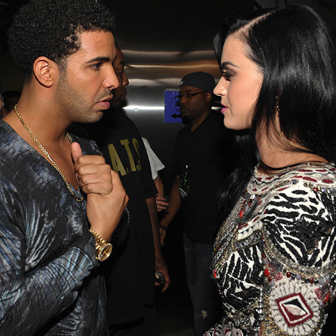 "Drake to Appear on Katy Perry's Remix to ""Legendary Lovers"""
