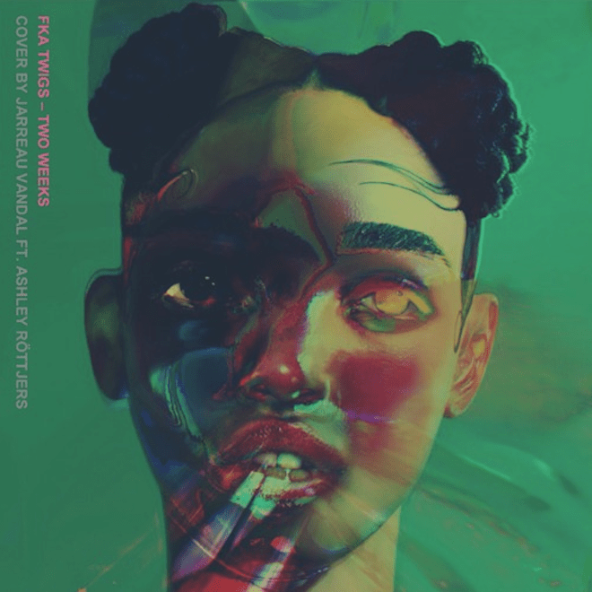 FKA Twigs - Two Weeks (Jarreau Vandal Cover featuring Ashley Röttjers)
