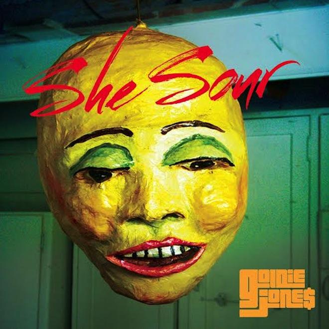 Goldie Jone$ - She Sour