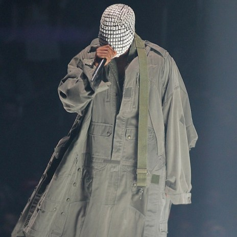 "Hear Kanye West's Original Demo Instrumental for ""New Slaves"""