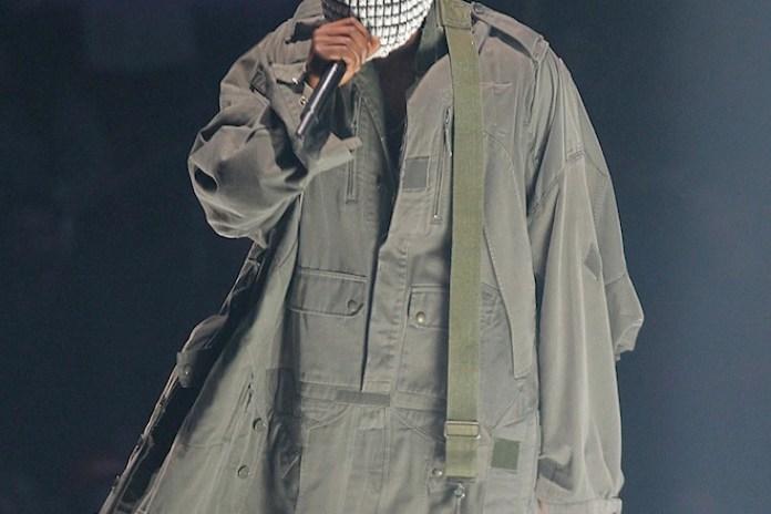 """Hear Kanye West's Original Demo Instrumental for """"New Slaves"""""""