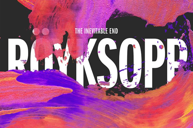"""Röyksopp Release """"You Know I Have To Go"""" & """"Sordid Affair"""""""