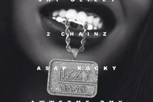 Shy Glizzy featuring 2 Chainz, A$AP Rocky - Awwsome (Remix)