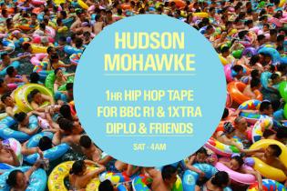 "Stream Hudson Mohawke's New ""CHIMES TAPE"""