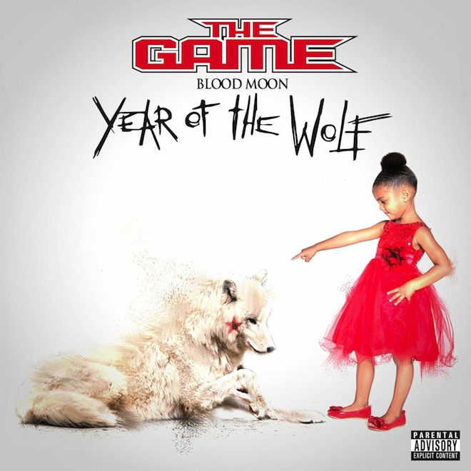 Stream The Game's 'Blood Moon: Year of The Wolf' Album