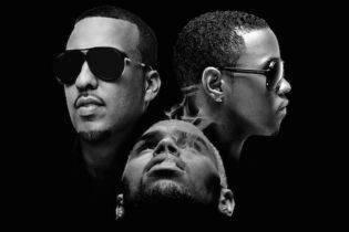 French Montana featuring Chris Brown & Jeremih - Don't Panic (Remix)