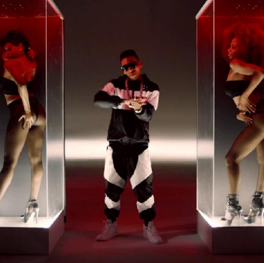 Kid Ink featuring Usher & Tinashe - Body Language