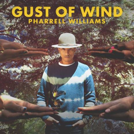 Pharrell Williams featuring Daft Punk - Gust of Wind