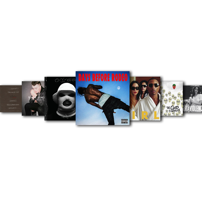 POLLS: What Is Your Favorite Album of 2014… So Far?