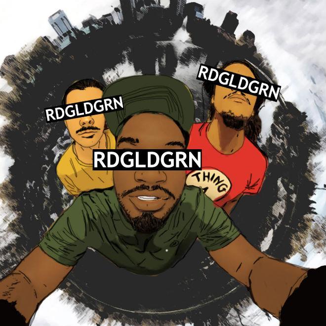 PREMIERE: RDGLDGRN - Elevators