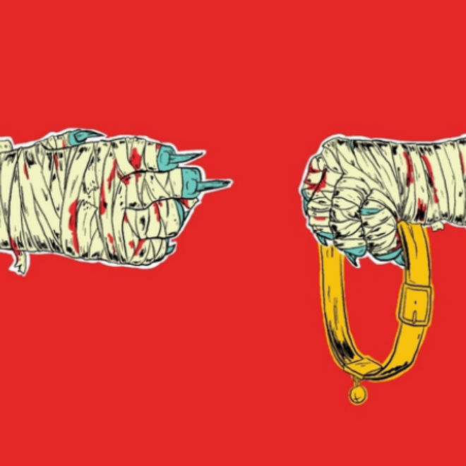 Run the Jewels to Release Cat Remix Album 'Meow the Jewels'