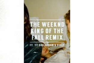 The Weeknd featuring Ty Dolla $ign & Belly - King of the Fall (Remix)