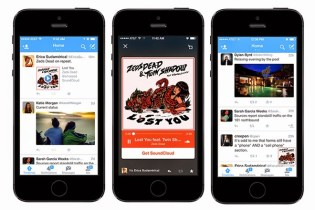 Twitter Links with iTunes & SoundCloud for Embeddable Audio Player