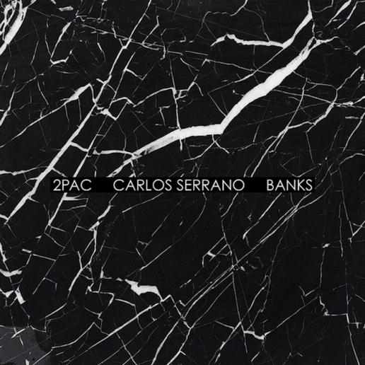 2Pac vs. Banks - Thugz Drowning (Carlos Serrano Mix)
