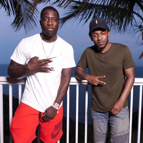 Kendrick Lamar and Nigel Sylvester Talk BMX and Music
