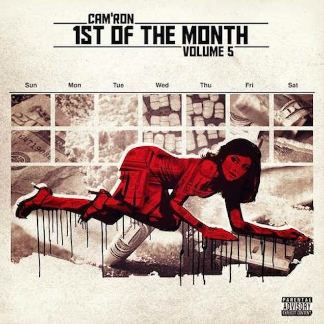 Cam'ron – First Of Month Vol. 5 EP