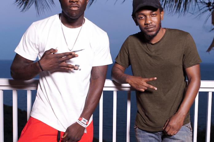 Kendrick Lamar & Nigel Sylvester Star Go 'Back and Forth'