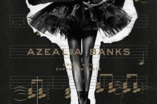 Azealia Banks Reveals Artwork and Tracklist for 'Broke With Expensive Taste'