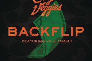 Casey Veggies featuring YG & IAMSU! - Backflip