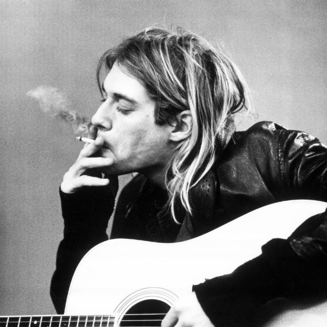 """""""Fully Authorized"""" Documentary of Kurt Cobain to Be Released"""