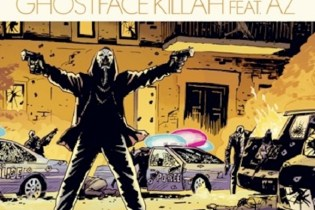 Ghostface Killah featuring AZ - Blood On The Streets