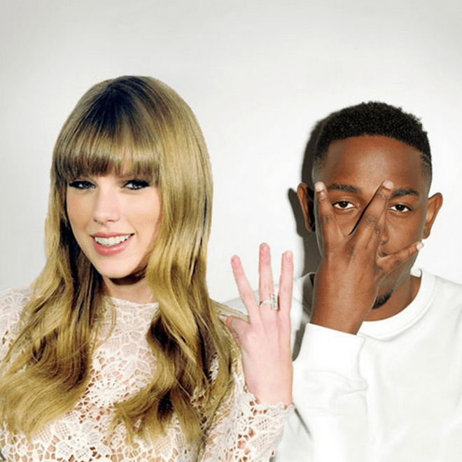 Here is the Kendrick Lamar and Taylor Swift Mash-Up That You Were Waiting For