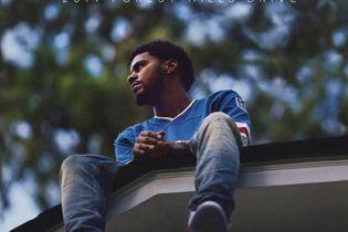 J. Cole Announces New Album