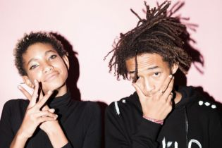 Jaden and Willow Smith Get Philosophical