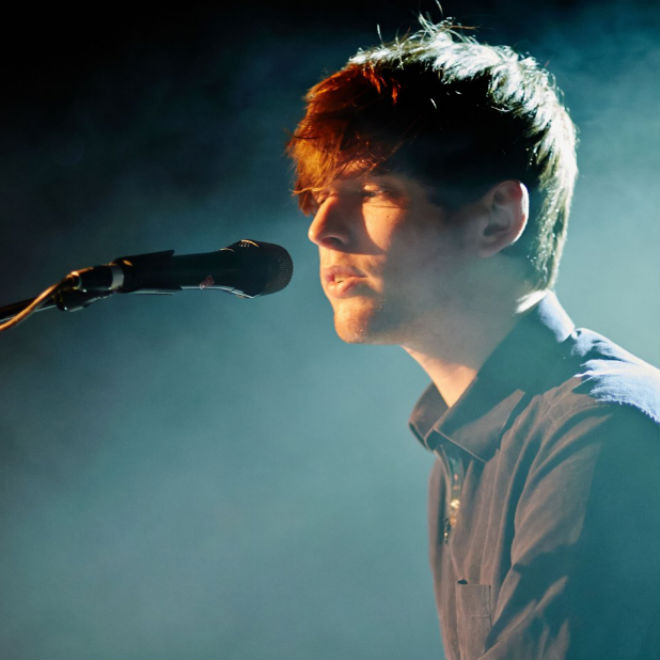 "James Blake Shares Snippet of New Single ""200 Press"""