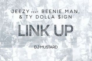 Jeezy featuring Beenie Man & Ty Dolla $ign - Link Up (Produced by DJ Mustard)