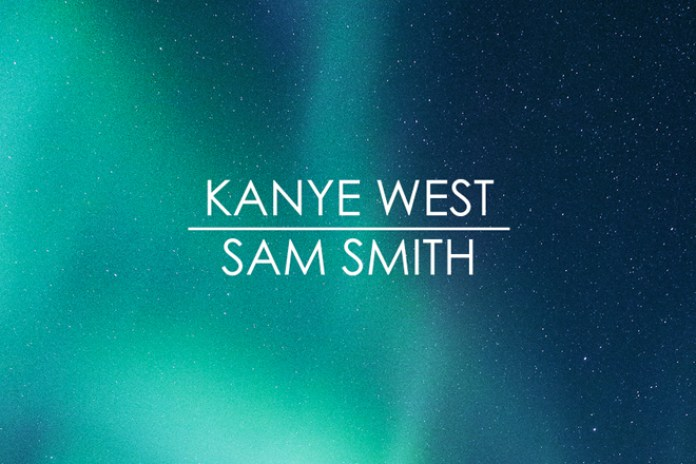 Kanye West vs. Sam Smith - Tell Me I'm The Only One (Carlos Serrano Mix)