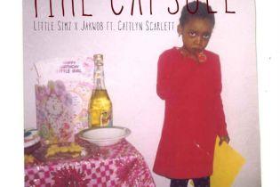Little Simz featuring Jakwob & Caitlyn Scarlett - Time Capsule