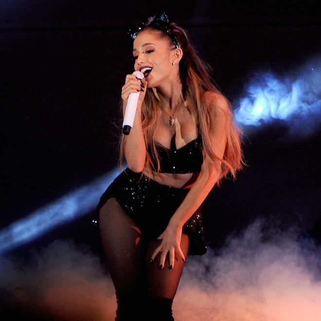 Major Lazer featuring Ariana Grande - All My Love