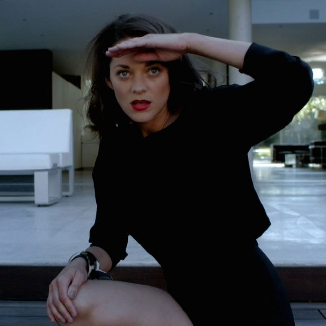 """Marion Cotillard Presents Her New Music Video """"Snapshot in LA"""""""