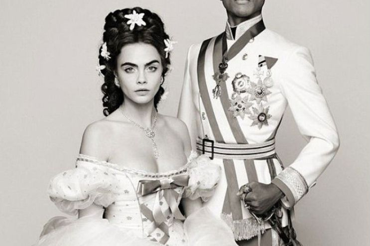 Pharrell, Karl Lagerfeld & Cara Delevinge Star in New Short Film for Chanel