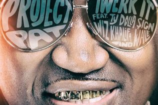 Project Pat featuring Ty Dolla $ign, Wiz Khalifa, and Wale - Twerk It