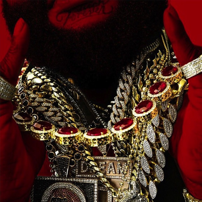 Rick Ross Unveils Artwork and Tracklist for New Album, 'Hood Billionaire'