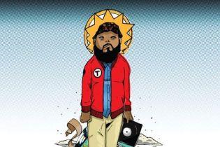 Thelonious Martin featuring Curren$y, Domo Genesis - Atlantis