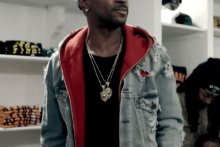 "Watch Big Sean Perform ""IDFWU"" in Detroit"
