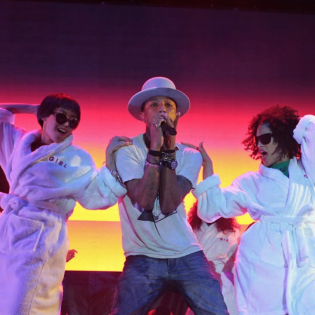Watch N.E.R.D. Reunite During Pharrell's Set at Odd Future's Camp Flog Gnaw Carnival