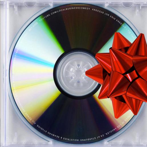 Sketch Comedy Trio Turns 'Yeezus' Into Christmas Parody Album, 'Kreezus'