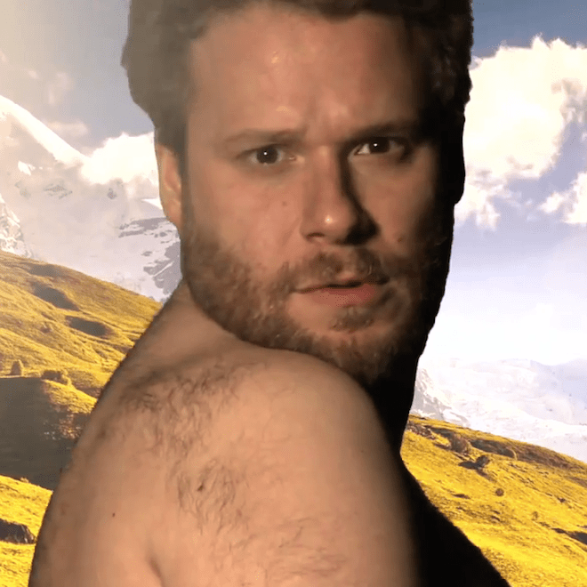 Kanye West Rapped His New Album to Seth Rogen